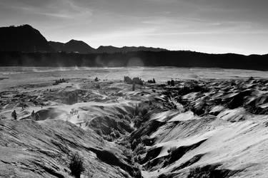 Bromo Desert by muhammadsamien