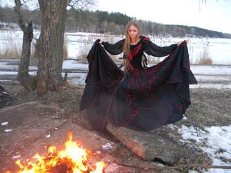 Costume 'Exodus of the Phoenix' by Aquilina-das