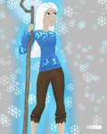 genderbent jack frost by bodymindandspirit