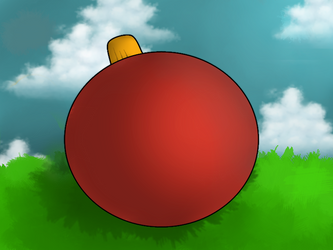 Christmas Bauble by Conesta22