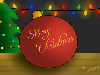 Merry (early) Christmas Toothless1103 by Conesta22