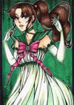 .Sailor Jupiter. by SamuraiNataku