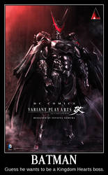 Batman Motivational Poster 13 by slyboyseth
