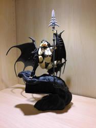 FFG: Black Tinkerbell (Luis Royo) PVC by 2OT