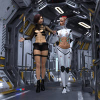 2OT - Space-Gossip - IRAY 001 by 2OT