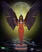 Isis - Regina Coeli by deadheart82