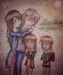 Feliz dia de las madres ATRASADO by Michu-Yuro