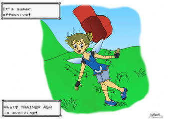 Don't bother a Fairy Type_Ash to Tinkerbell TG 3 by NADMH