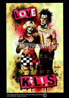 Sid and Nancy by MarcusJones
