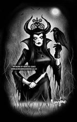Evil Queen by MarcusJones