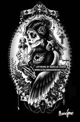 Funeral by MarcusJones