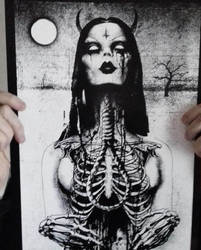 Black Witch 2 by MarcusJones