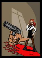 Armed by Prickblad