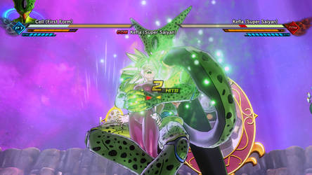 DBXV2: CELL GIVIN KEFLA THE MEAN SUCC by TavenPrower