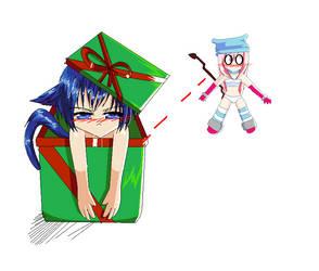 Nikkis Christmas by JamGirl0808