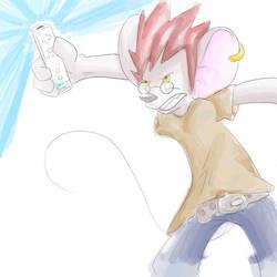 Wii Rock by StitchesX0