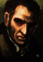 Cushing Dr. Frank or Dr. Stein by lord-phillock