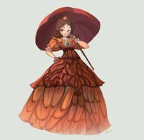 Hi I'm Daisy! by lord-phillock