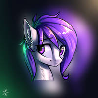 Morning Glory by StarFall-Spark