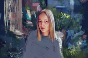Galia by MagdalenaKapinos