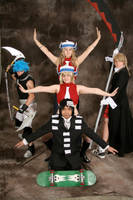Soul Eater group by CrazyRevy