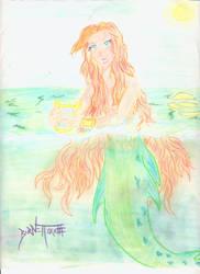 Mermaid by weezel365