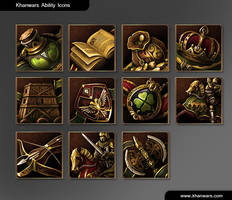 ChanWars Game Icons by ScriptKiddy