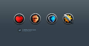 4 Ability Icons by ScriptKiddy