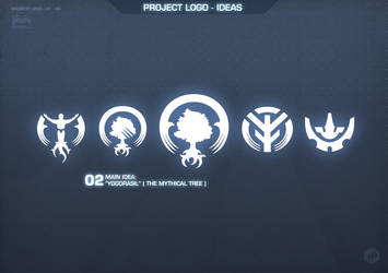 Project Yggdrasil - Logo by ScriptKiddy