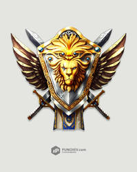 Game Faction Logo 02 by ScriptKiddy