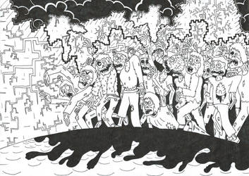 Zombies by TimMcJimFromPL