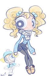 Bubbles Doodle by Eokoi