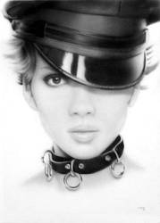 Halle Berry by pinup-artist