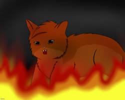 Fire in my soul by Blazesasa