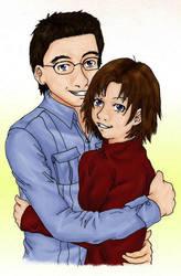 Wesley and Vaughn by Angel-fan-club