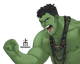 Hulk by pencilHead7
