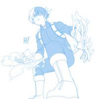 Shouto by pencilHead7