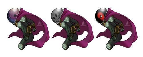 Mysterio Illusions by pencilHead7