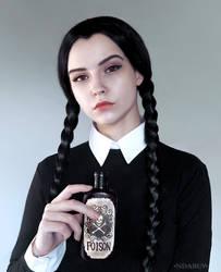 Wednesday Addams by NMamontova