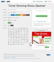 Twitter Bootstrap Button Generator by Tydlinka