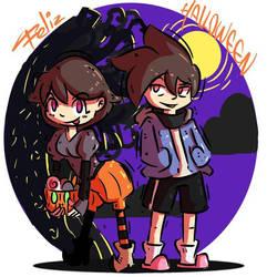 Happy Halloween by leowaldox