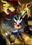 PKMNA - Survival - Defeat Your Fears! by Powerwing-Amber