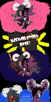 PKMNA - Mermon Malfunction! by Powerwing-Amber