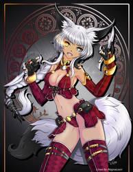 - FoxGirl - by EroTako