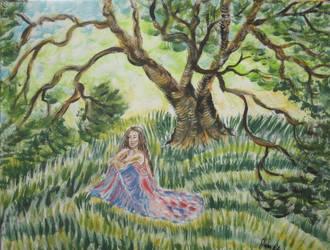 In Wonder And Amazement by juliarita