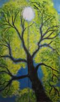 Sunny Tree by juliarita