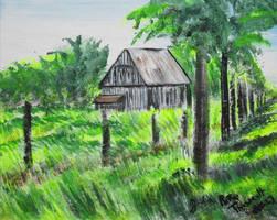 Kenyon Barn 4th conc. by juliarita