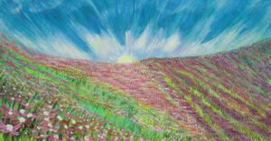 Haven Of Wildflowers by juliarita