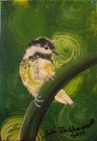 Sweet Chickadee by juliarita