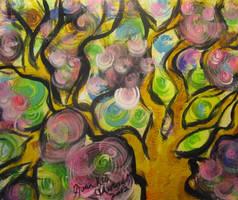 Bubble Gum Heaven by juliarita